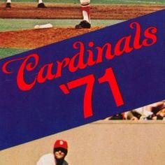 Baseball Posters, Baseball Art, Baseball Gifts, St Louis Cardinals Baseball, Cool Fathers Day Gifts, Sports Art, Canvas Artwork, Stretched Canvas Prints, Vintage Art