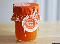 DIY Labels For Homemade Jams And Jellies