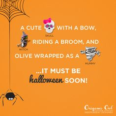 Halloween, Halloween, Trick or treat!! Can't wait for Sept. 1 to get these awesome Limited Edition Charms!! Spook-tacular #skull #mummy #witch #origamiowl
