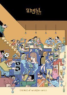 Lars Fiske: illustration