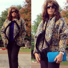 Thakoon Addition Sweater Jacket Was $240! This stunning sweater jacket may be the best investment you ever make for your fall wardrobe. This is the HTF gray multi version from Thakoon's 2012 Fall Addition line, purchased at Neiman Marcus. . Features: Oversized shawl collar Hidden snaps  Inseam pockets at the hip Dolman sleeves 44 poly/36 wool/10 mohair Dry clean; imported  Fits large for size; I'm a 38C. Worn twice and  in excellent condition. No flaws!   ES202 LISTING DATE 9/16/14 Thakoon…