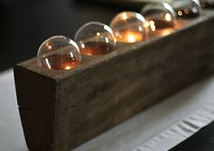 Creative Things To Do With Old Lightbulbs