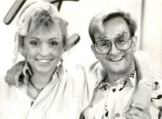 WAC Timmy Mallett and Michaela Strachan Wide Awake, All Things, Nostalgia, Childhood, Product Launch, Memories, Retro, American, My Love