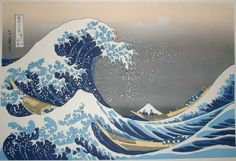 Japanese ArtGreat Wave Graphics, Pictures, & Images for Myspace Layouts