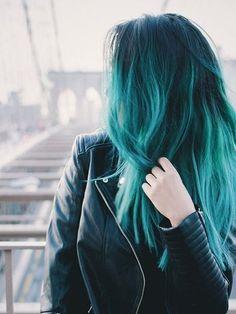 14 casual outfits for an everyday look blue hair aqua blue and aqua teal green ombre hair color idea for dark hair girls pretty hair color solutioingenieria Images