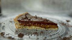 Tarte au chocolat mit flüssigem Karamelkern - Das große Backen - Sat.1