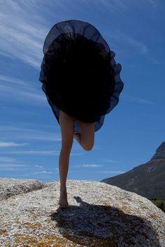"""Aigue-Marine,"" by Viviane Sassen. Sassen's first London exhibition is now on show at The Photographer's Gallery: http://www.dazeddigital.com/photography/article/22295/1/viviane-sassen-an-experiment-in-the-unorthodox"