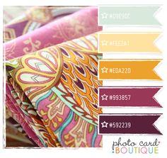 Cool Colors Palette · 9.4.2011