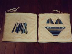 Wet Bathing Suit Bag by MKSewUnique on Etsy, $15.00