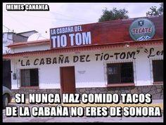Tacos de la Cabaña. Cananea Sonora Mexico