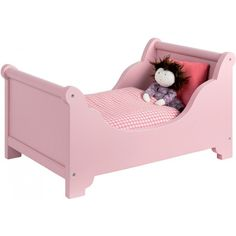 #Poppenbed #LesCoquettes - #MoulinRoty #dolls #speelgoed #toys #littlethingz2