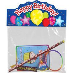 Really Good Bag Toppers Birthday