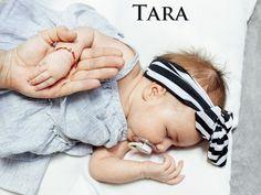 """Prénom féminin, Tara vient du gaélique """"teamhair"""", colline…"""