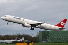 Airbus A321-231 Turkish Airlines TC-JRF