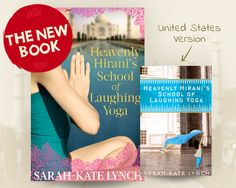 BOOK, Heavenly Hirani's School of Laughing Yoga, Sarah-Kate Lunch