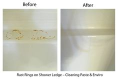Norwex Cleaning Paste -  Courtesy Norwex Independent Sales Consultant: kristenwayland.norwex.biz