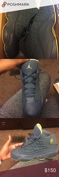 AIR JORDAN 13 RETRO (GS) Basically brand new wore them 2 times Jordan Shoes Sneakers
