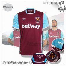 Maillots-Sport: Promo Nouveau Maillot Football West Ham United Domicile 2016 2017