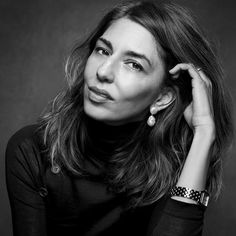 Sofia Coppola shot by Inez & Vinoodh for The Gentlewoman Spring 2017