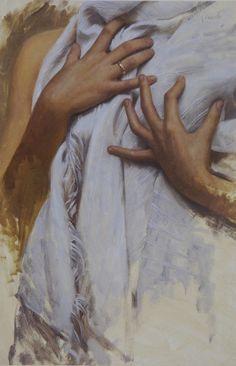 ImpressioniArtistiche: António Macedo / Portuguese Realist Figurative painter