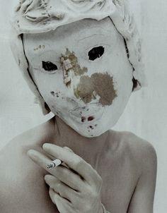"Guinevere Van Seenus in ""Make Me a Monster"", photographed by Daniel Jackson for Dazed & Confused October 2009"