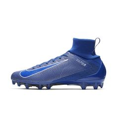 cbb909a835e Nike Vapor Untouchable 3 Pro Football Cleat Size 14 (Game Royal) Football  Cleats