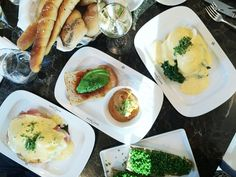 breakfast_eggs Breakfast Lunch Dinner, Fresh Rolls, Bakery, Ethnic Recipes, Eggs, Food, Food Food, Bird, Bread Store