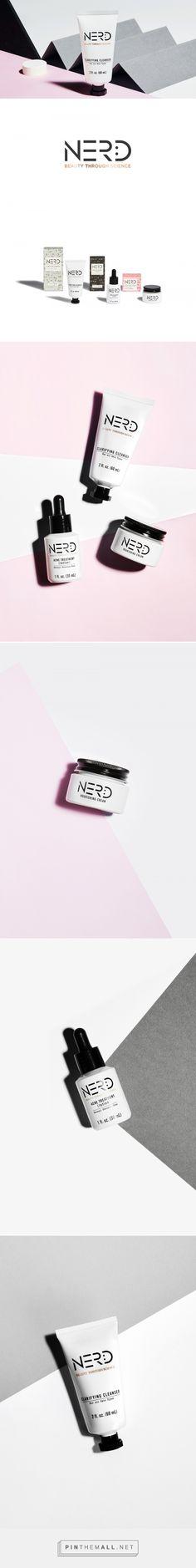 NERD Skincare Branding and Packaging by Pearlfisher | Fivestar Branding – Design and Branding Agency & Inspiration Gallery | #PackagingInspiration