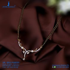 Real Diamond Luxury Design Get in touch with us on Diamond Earrings Indian, Diamond Mangalsutra, Gold Mangalsutra Designs, Pearl And Diamond Necklace, Diamond Pendant, Gold Necklace, Gold Jewelry Simple, Gold Rings Jewelry, Jewelery