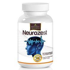 Neurozest - Premium Blend Brain Supplement and Nootropic Vitamin Formula to Support Concentration Levels, Boost Healthy Focus and Brain Function Enhancement and Alpha Cognitive Peformance Factors.     Tag a friend who would love this!     $ FREE Shipping Worldwide     Buy one here…