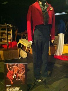 Costume worn by Aaron Tveit as Enjolras, in Les Miserables Movie, 2012 - Les Miserables (2012 Movie) Photo (34207271) - Fanpop