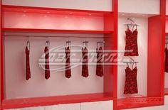 Витрина-ниша для одежды ВНБ-1 | ДВК Стиль