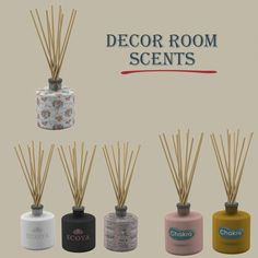 Decor: Decor room scent from Leo 4 Sims • Sims 4 Downloads
