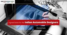 #CareerFacts The#Governmentof#Indiaand major#automobileplayers in the Indian market are expected to make India a world leader in the#TwoWheelerand#FourWheelermarket by 2020! This means more products and more opportunities for Indian automobile#designers.