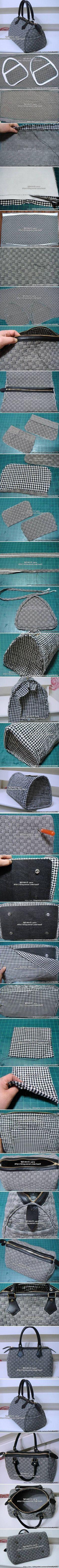 DIY Nice Fashionable Handbag #handbagdiy