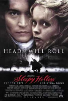 Poster Sleepy Hollow | Carteles de Cine y Posters