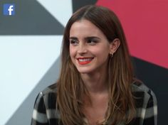 Watch Emma Watson's Facebook Q&A: The Actress on Her Feminist Campaign and Those Nude Photo Threats
