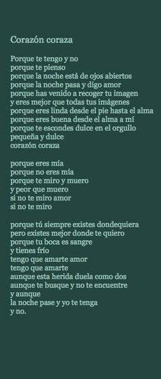 poesias para el amor