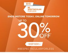 Spectacular sale ends tomorrow online »