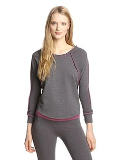 43% OFF R&R Surplus Women's Reversible Sweatshirt (Grey/Pink)