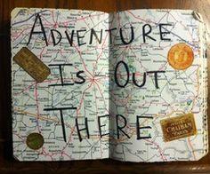 Wreck this journal ideas | via Tumblr