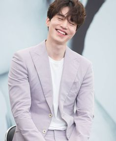That smile   Lee Dong Wook