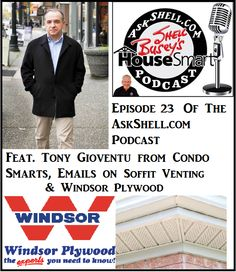 DO YOU LIVE IN A CONDO OR STRATA?  EPISODE 23 OF ASKSHELL.COM PODCAST IS MUST LISTEN!