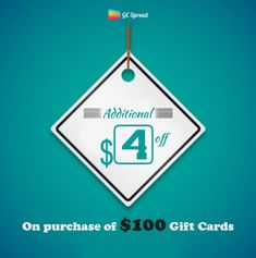 Buy discount gift cards from across 700 plus brands and strike fabulous deals with up to off on Gift Card Spread. Shop smart online for the best gift cards. Best Gift Cards, Best Gifts, Buy Discounted Gift Cards, Discount Gift Cards, Playing Cards, Coupon, Stuff To Buy, Big, Furniture