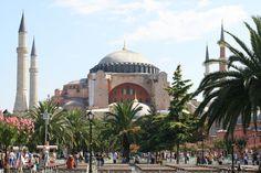 schönste Reiseziele in Europa im Frühling Istanbul