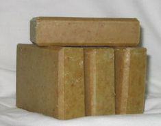 Homemade oatmeal soap...great for the skin :)