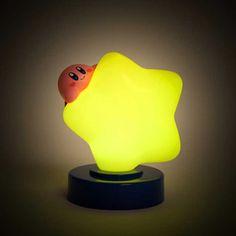 Kirby Warp Star Lamp #kirby #nintendo #kawaii #supermario #supersmashbros #merchandise #kirbymerchandise