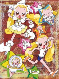 Tags: Ojamajo DoReMi, Makihatayama Hana, Official Art, Artist Request Do Re Mi, Ojamajo Doremi, Old Anime, Magical Girl, Anime Style, Hana, Kawaii Anime, Original Art, Character Design
