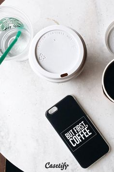 But first, #coffee. Click through to see more coffee iPhone 6 case designs >>> https://www.casetify.com/artworks/7CxscnLEwN   @casetify