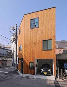面白い住宅を考えて欲しい! WORKS デザイン住宅.狭小住宅|大阪.兵庫.京都|建築家 Coo Planning